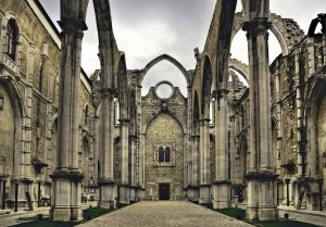 Carmo-Convent-ruins-Lisbon-Portugal