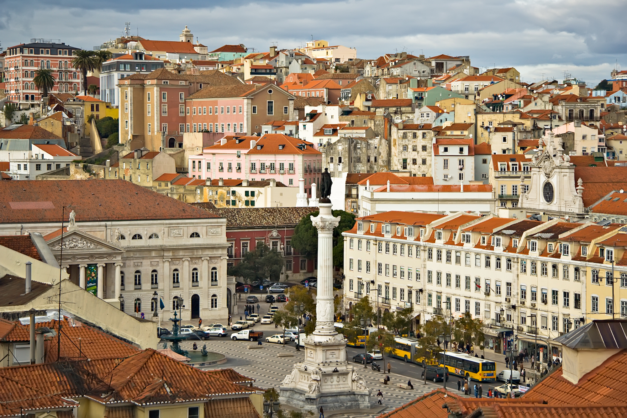 You wouldn't guess these places were hidden in Lisbon